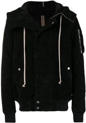 Rick Owens loose lightweight jacket