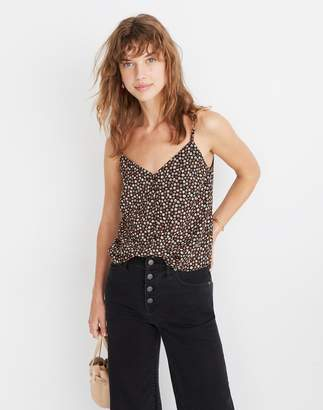 Madewell Button-Down Cami in Petite Blooms