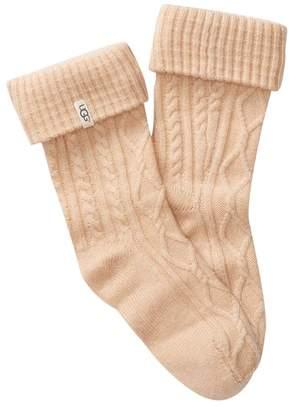 UGG Sienna Short Rain Boot Socks