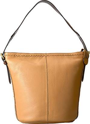 Cole Haan Loralie Whipstitch Bucket Hobo