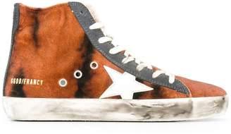 Golden Goose Francy hi-top sneakers