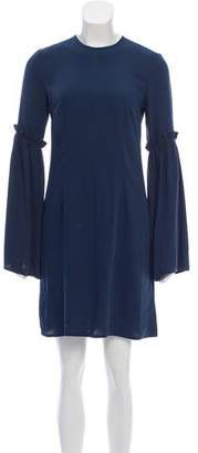 MM6 MAISON MARGIELA MM6 Maison Martin Margiela Bell Sleeve Mini Dress w/ Tags