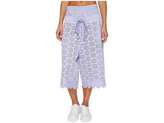 Puma Fenty Embroidered Long Shorts Women's Shorts