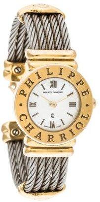 Charriol St. Tropez Watch $475 thestylecure.com