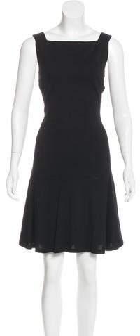 Ralph Lauren Wool Sleeveless Dress