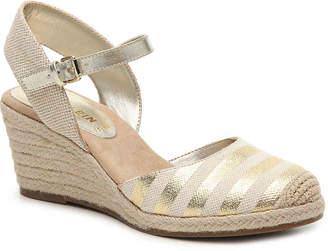 Anne Klein Ardine Espadrille Wedge Sandal - Women's