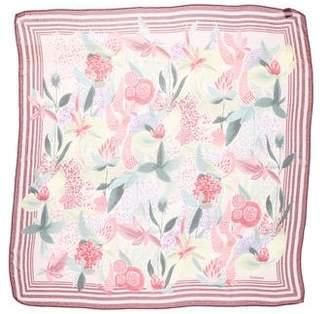 Missoni Silk Floral Print Scarf