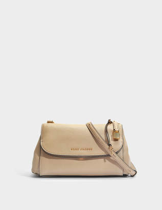 Marc Jacobs The Boho Grind Crossbody Bag in Light Slate Cow Leather
