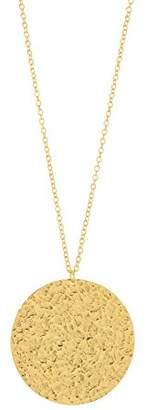 Gorjana Faye Gold Pendant Necklace