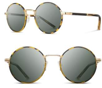 Shwood Hawthorne 50mm Acetate Sunglasses