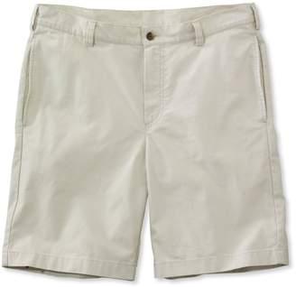 """L.L. Bean L.L.Bean Tropic-Weight Chino Shorts, Standard Fit Plain Front 9"""""""
