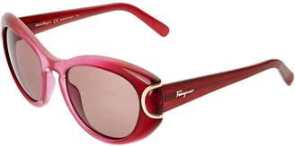 Salvatore Ferragamo Women's Sf818s 54Mm Sunglasses