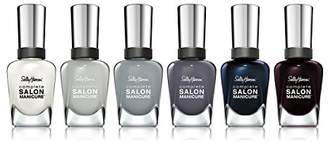 Sally Hansen Complete Salon Manicure Black to Basics Exclusive Set