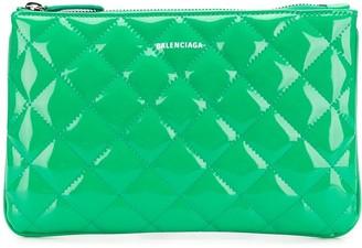 Balenciaga (バレンシアガ) - Balenciaga ヴィル キルティング ポーチ M