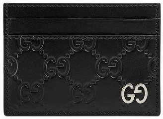 Gucci Signature card case