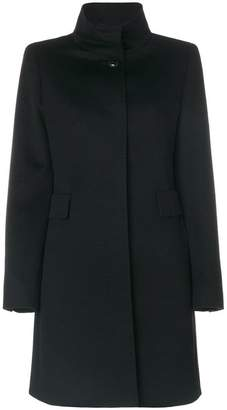 Max Mara single breasted coat