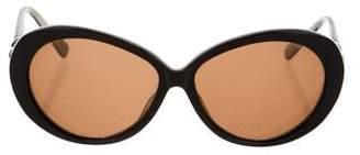 Kieselstein-Cord Tinted Embellished Sunglasses