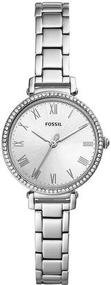 Fossil Women's Kinsey Stainless Steel Bracelet Watch 28mm