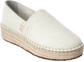 Australia Luxe Collective Arabic Leather Espadrille Slip-On