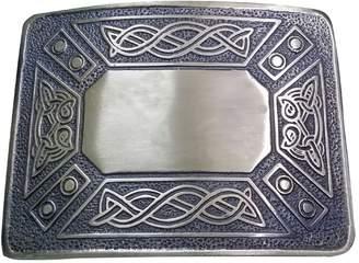 Celtic AAR Scottich Kilt Belt Buckle knot Design finish