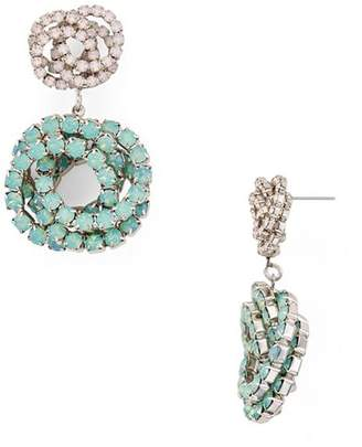 Dannijo Chrysanthe Drop Earrings