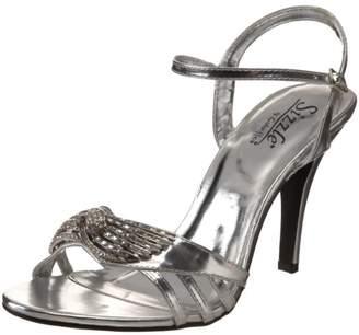 Coloriffics Sizzle by Women's Lisbon Ankle-Strap Sandal