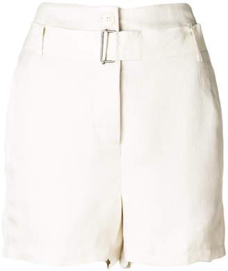Ann Demeulemeester high-waisted tailored shorts
