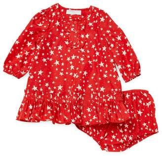 Stella McCartney Astrid Dre Xmas Crewneck Dress