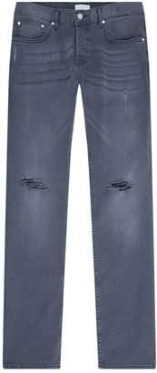 Sandro Distressed Skinny Jeans