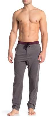 Papi Suede Jersey Sweatpants