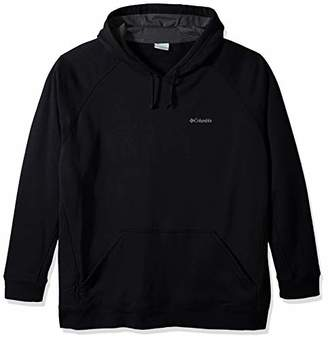 Columbia Men's Hart Mountain II Big & Tall Hoodie