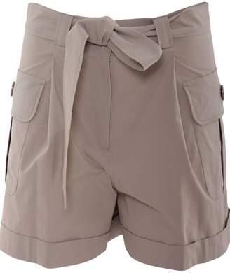Moschino Cotton Blend Shorts