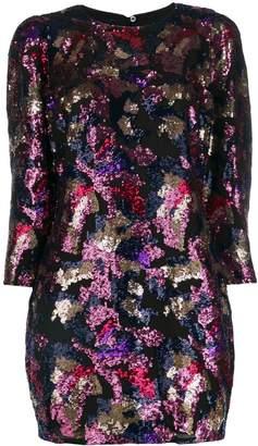 IRO sequin shift dress