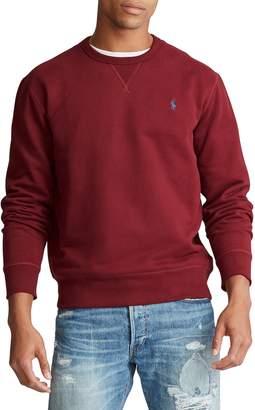 Polo Ralph Lauren Crewneck Cotton Sweatshirt