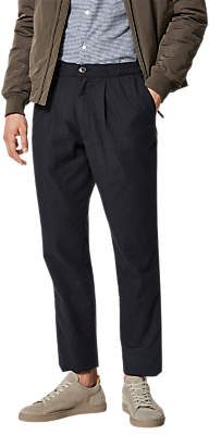Selected Walter Tapered Trousers