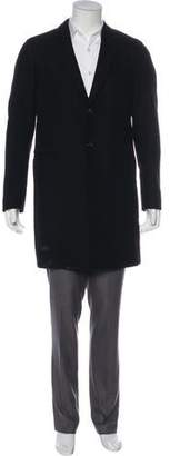 Paul Smith Wool Button-Up Coat
