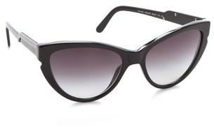 Stella McCartney Oversized Cat Eye Sunglasses