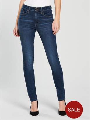 Levi's 721 High Rise Skinny Jean - Game On