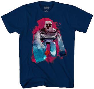 Novelty T-Shirts Short Sleeve Crew Neck T-Shirt Boys
