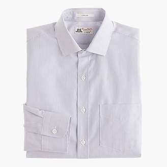 Thomas Mason for J.Crew Ludlow Slim-fit shirt in paradise blue stripe