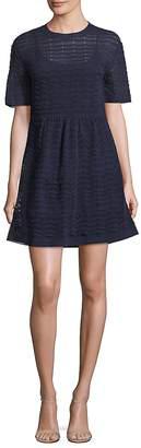 Missoni Women's Zigzag Striped A-Line Dress