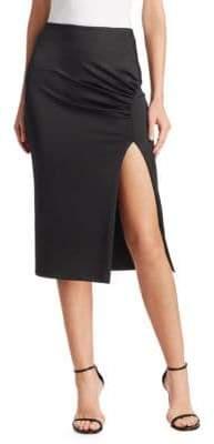 Cushnie et Ochs Jersey Slit Pencil Skirt