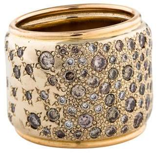 Pomellato 18K Sabbia Diamond Ring