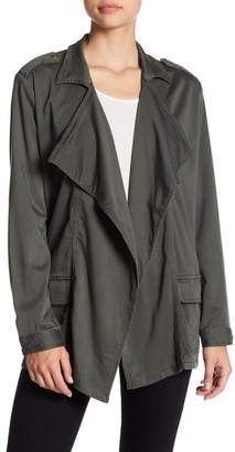 SUPPLIES BY UNION BAY Tania Drape Knit Jacket