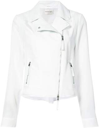 Ungaro fitted biker jacket