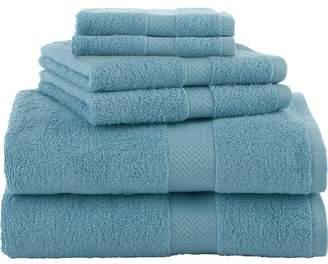 Martex Ringspun 6 Piece 100% Cotton Towel Set