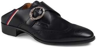 Gucci Sylvie Web Monk Shoe