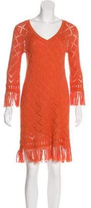 Trina Turk Open Kit Knee-Length Dress