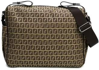 Fendi FF logo patterned changing bag
