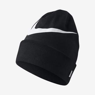 Nike Swoosh Cuffed Training Knit Hat